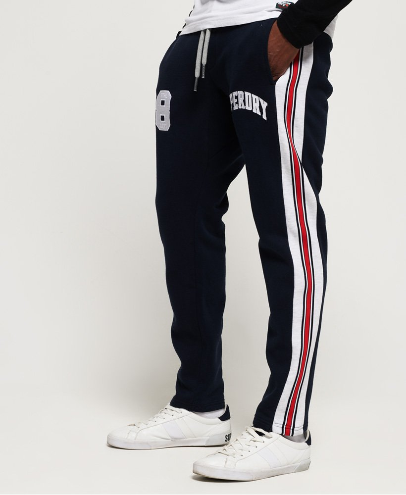 Superdry International Jogginghose mit Band und Applikation thumbnail 1