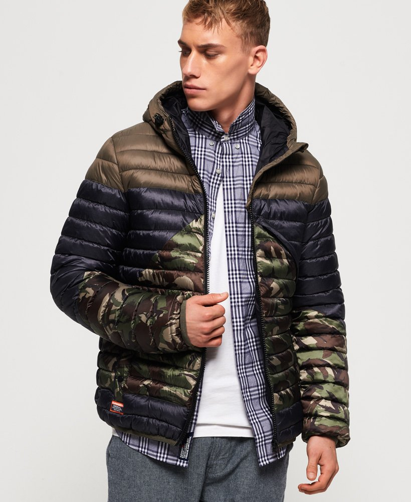 Superdry Axis Padded Jacket thumbnail 1