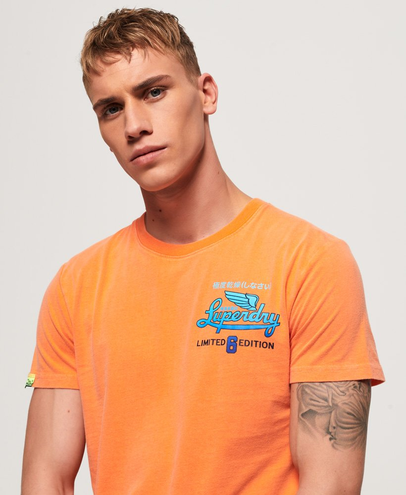 Superdry Limited Icarus Hyper Classics T-shirt thumbnail 1
