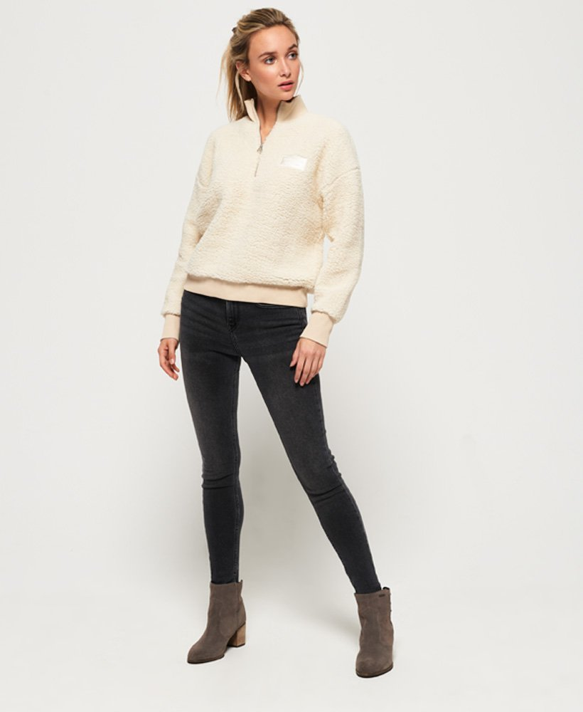 Superdry SuperVintage Mid Rise Super Skinny Jeans thumbnail 1