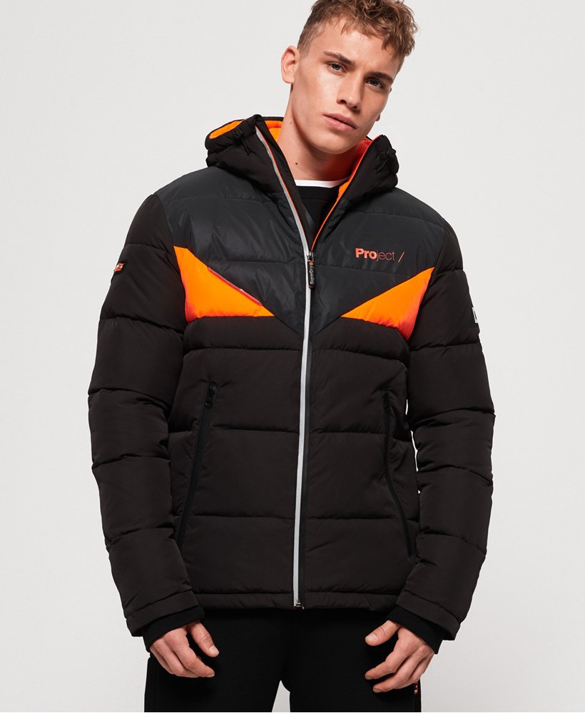 Superdry Javelin Puffer Jacket  thumbnail 1