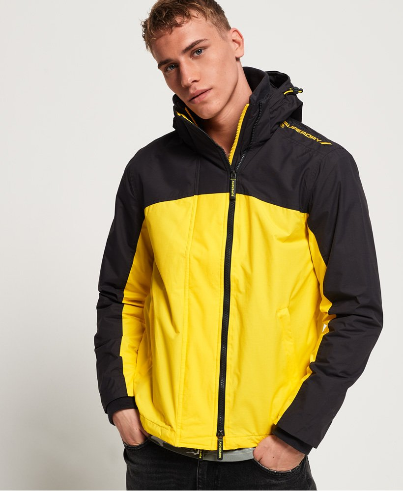 Superdry Arctic Exon Hooded SD-Windcheater Jacket thumbnail 1
