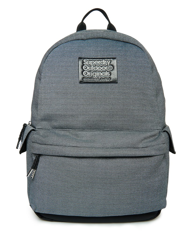 Superdry Jersey Stripe Montana Backpack thumbnail 1