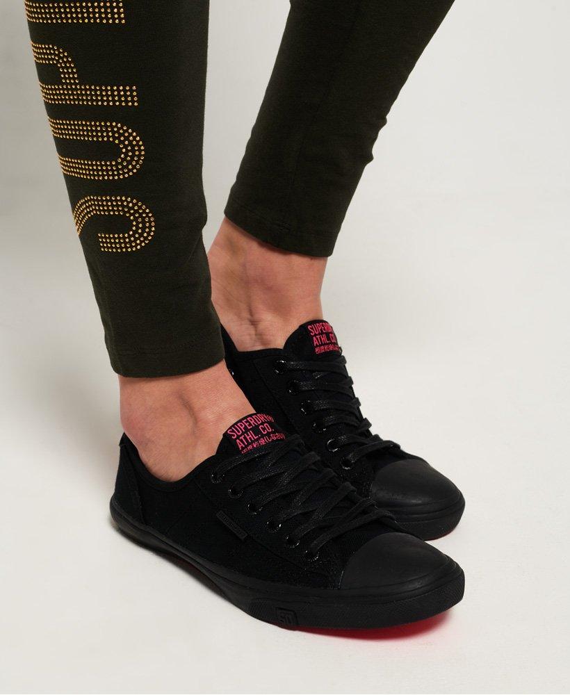 Womens Low Pro Sneakers in Black | Superdry