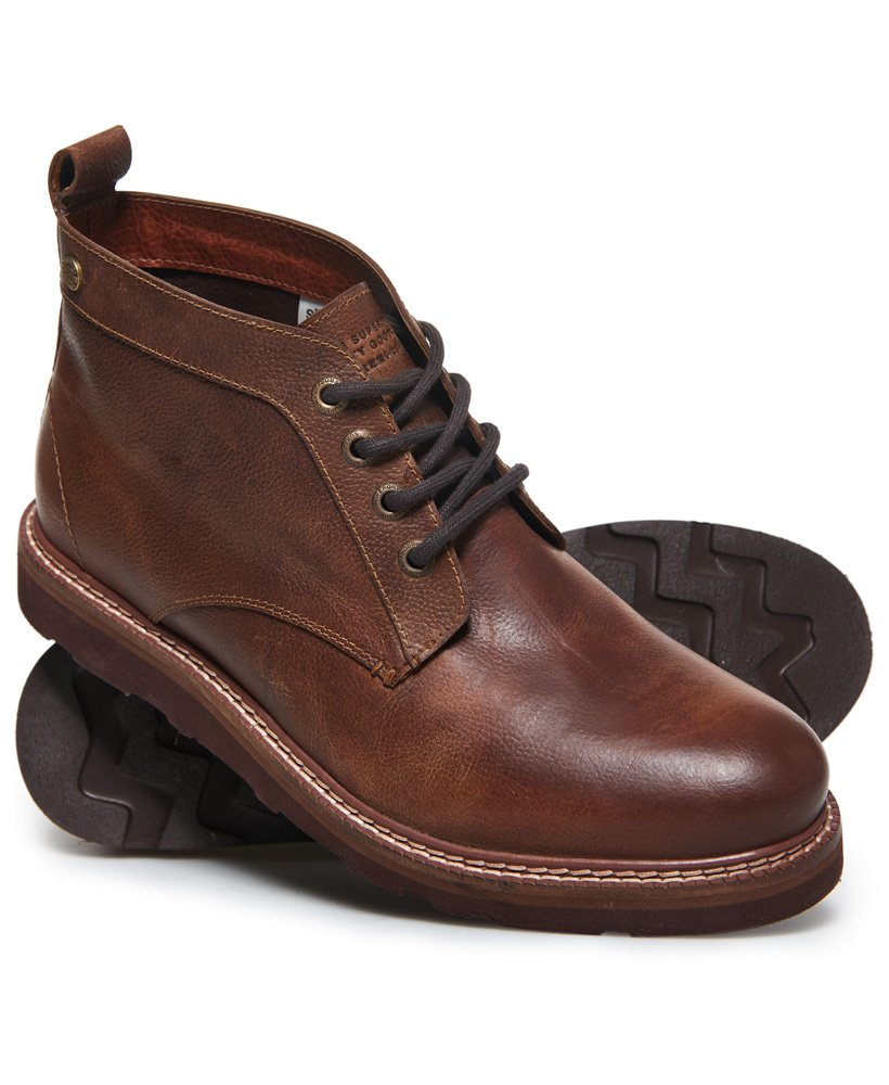 Superdry Stirling Chukka Boots