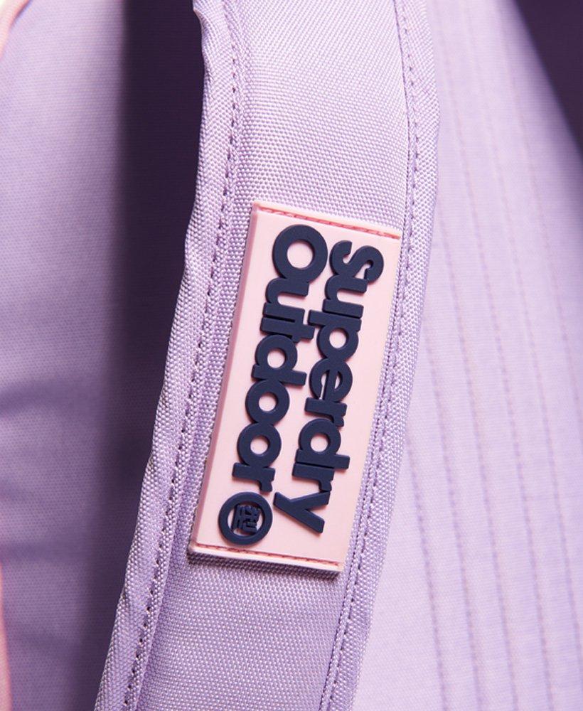 Femme Superdry Sacs | Sac à dos blocs de couleur Jersey Rose