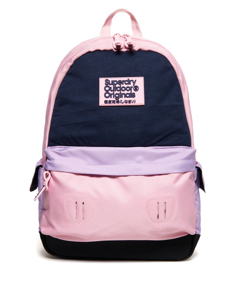 Superdry Sac à dos blocs de couleur Jersey
