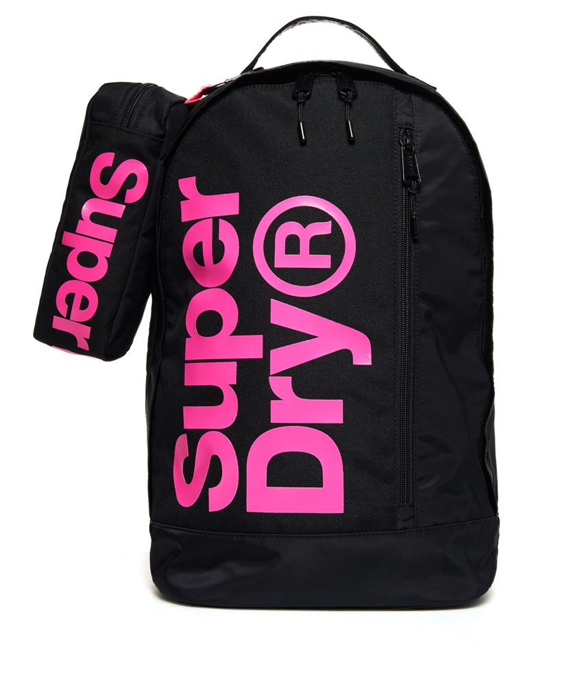Superdry Academy Freshman Backpack And Pencil Case thumbnail 1