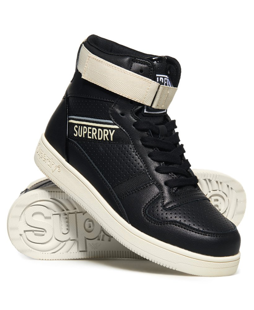 Superdry Urban High Top Trainers thumbnail 1
