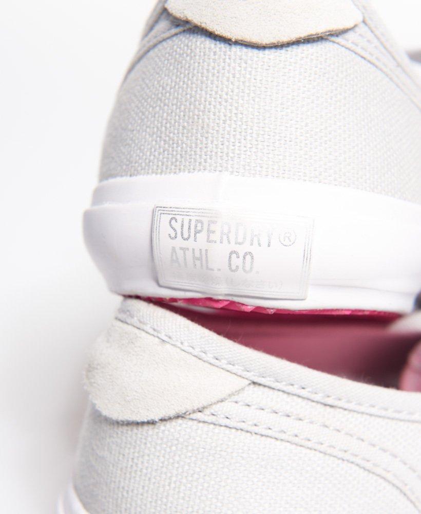 Low Pro Sneakers in Glacier Grey | Superdry