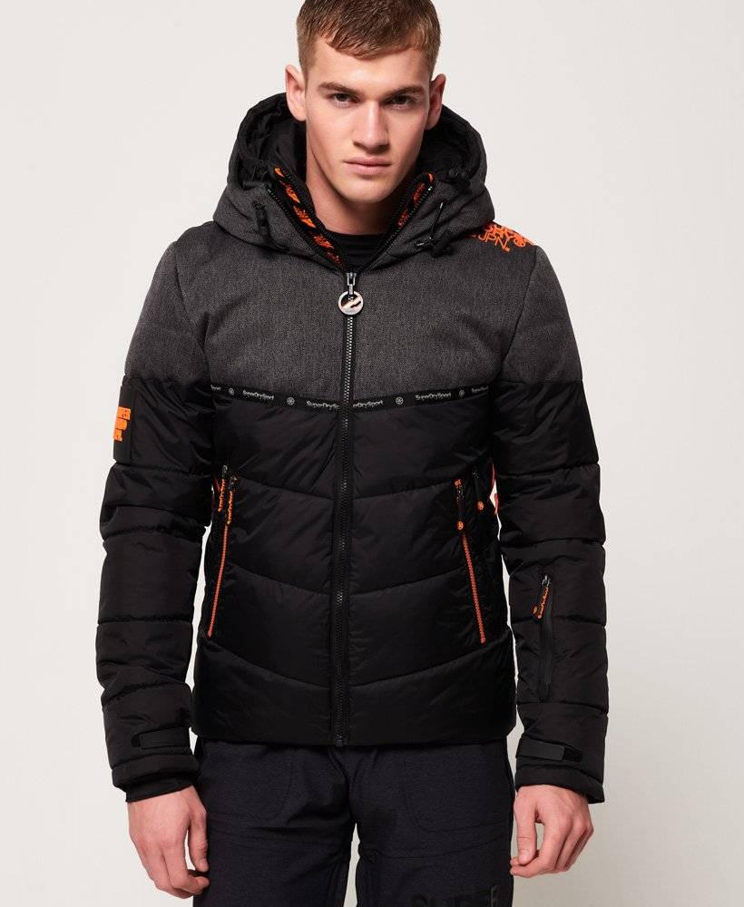 Superdry Sartorial Snow Jacket  thumbnail 1