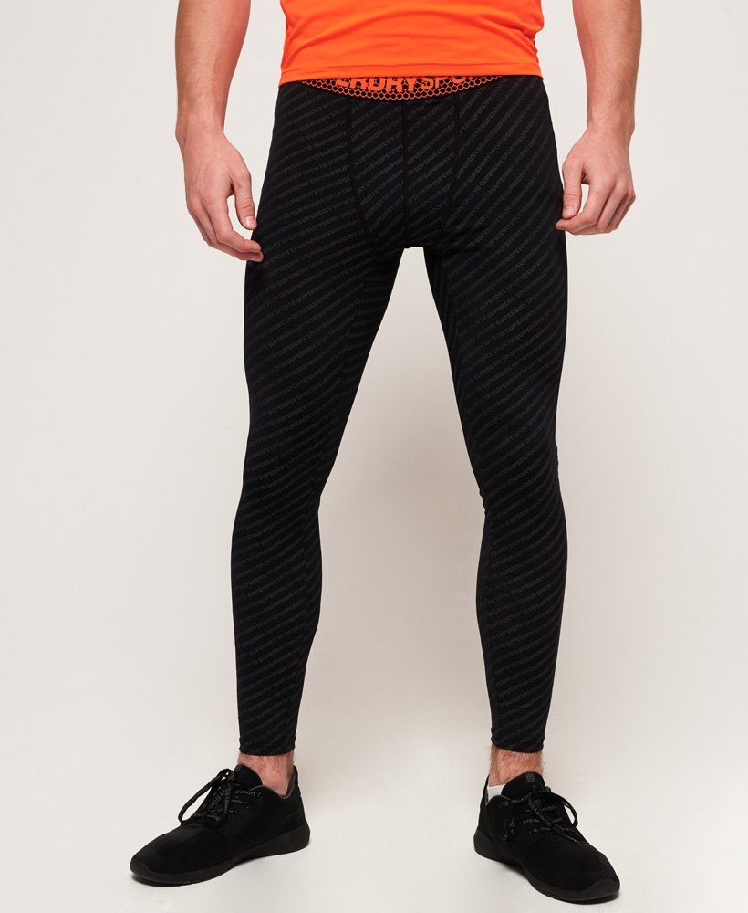 Superdry Active Reflective Leggings thumbnail 1