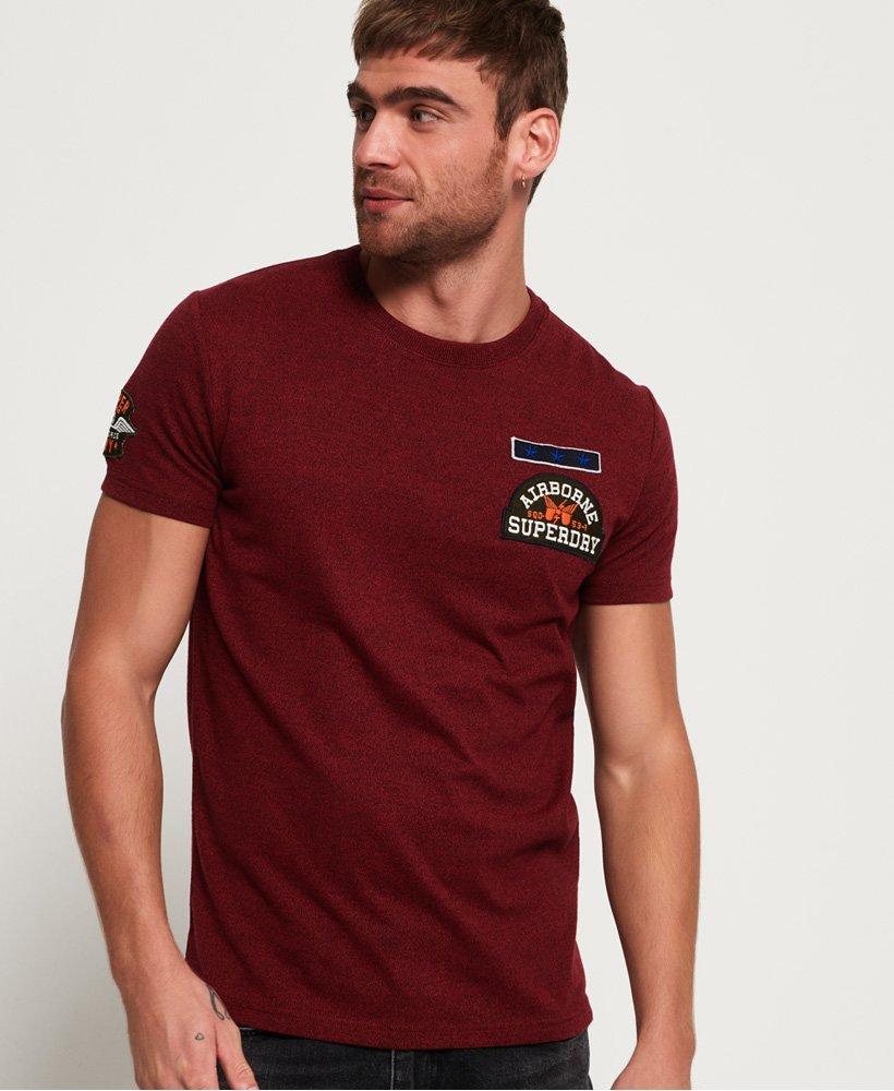 Superdry Merch Store Patch T skjorte Herre T skjorter