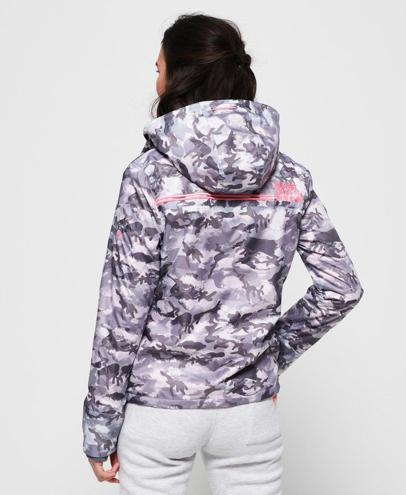 Superdry Arctic Hood Camo SD-Windcheater Jacket thumbnail 1