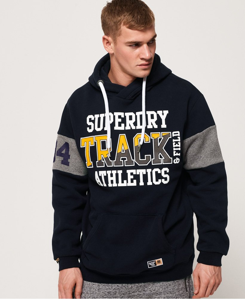 Superdry Super Track Oversized Hoodie