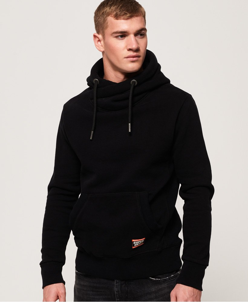 Superdry Core Cross Over Hoodie thumbnail 1