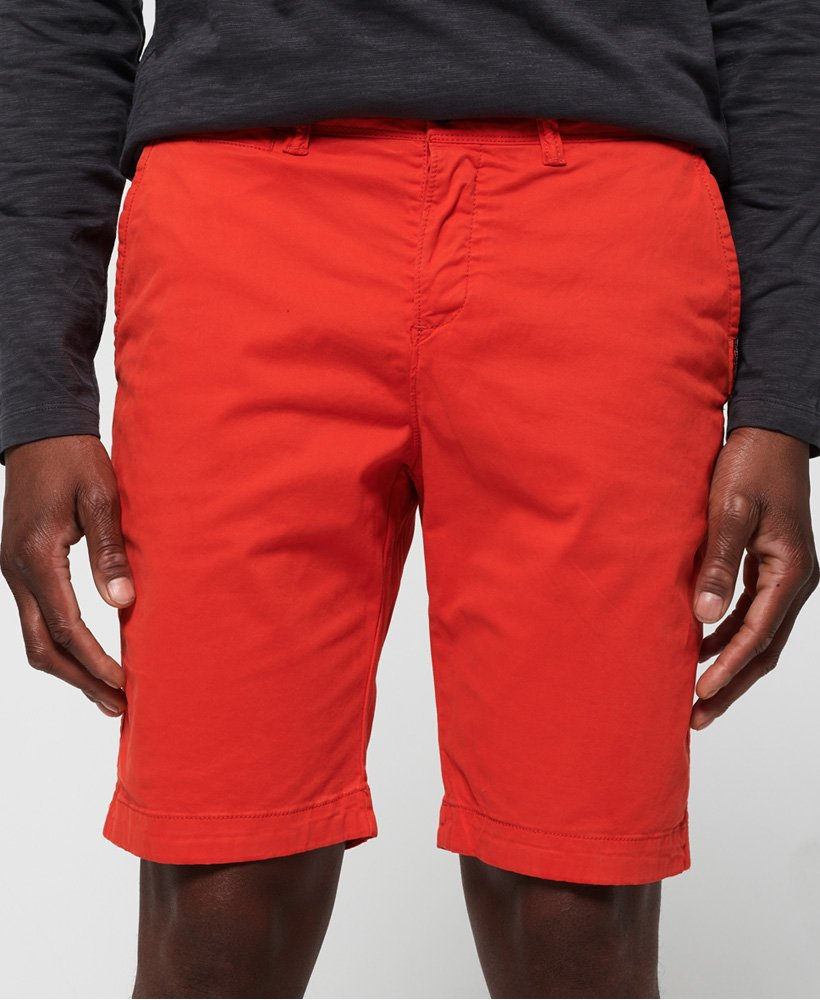 Superdry International Slim Chino Shorts thumbnail 1