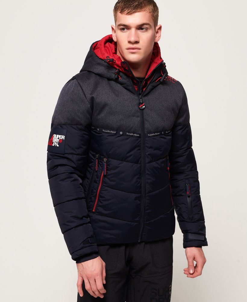 Superdry Sartorial Snow Jacket