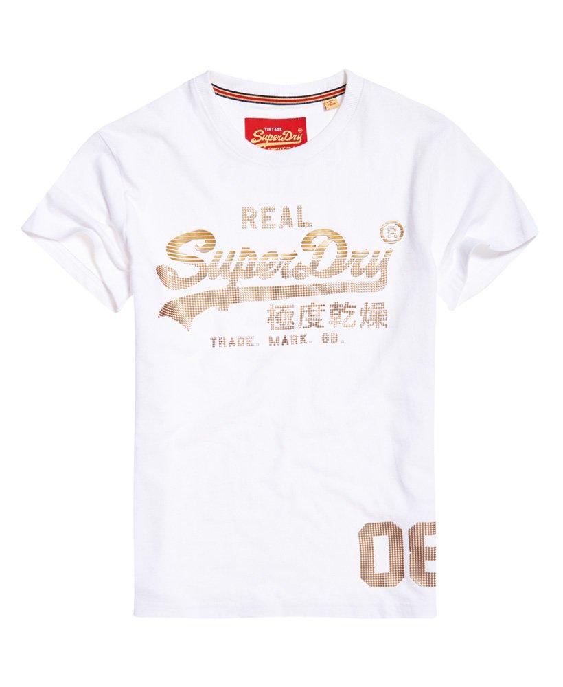 Superdry T-shirt à logo Vintage CNY