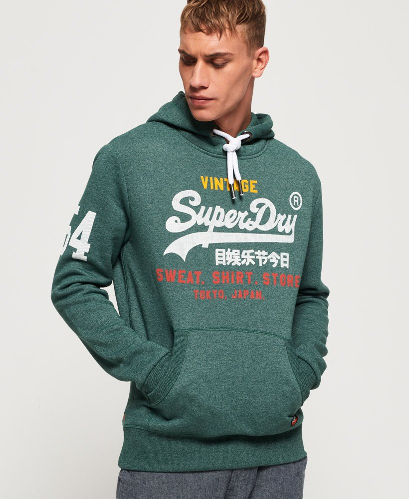 Superdry Sweat à capuche Sweat Shirt Store thumbnail 1