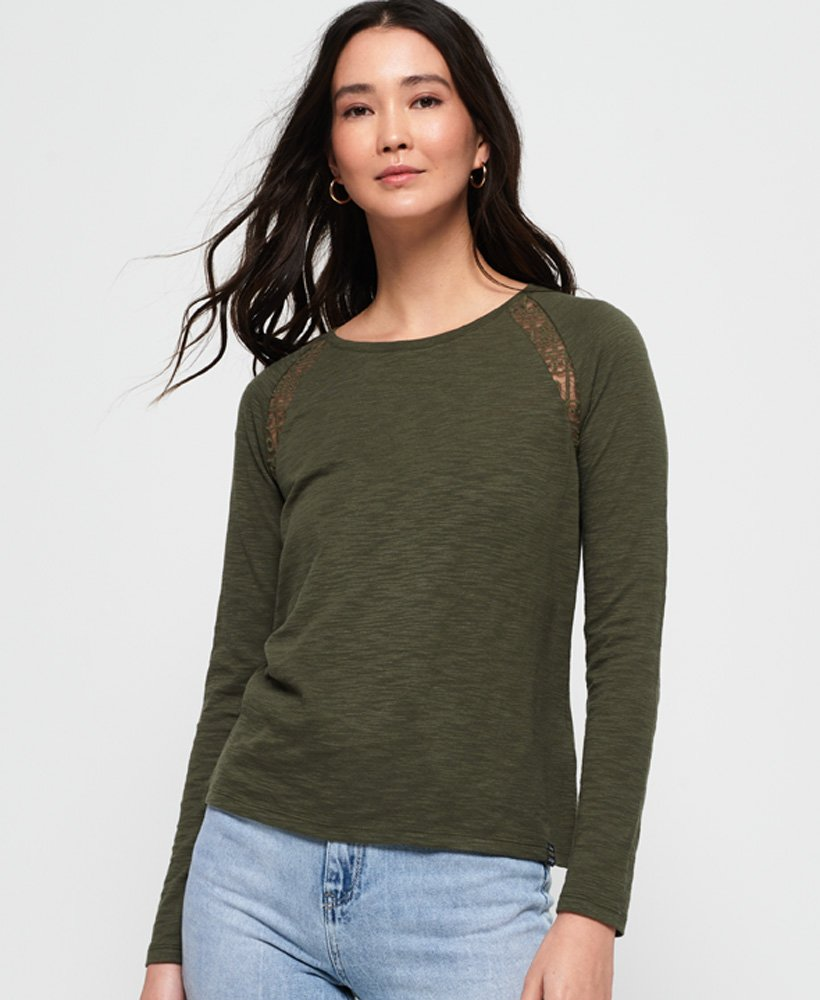 Superdry Sierra Mesh Top