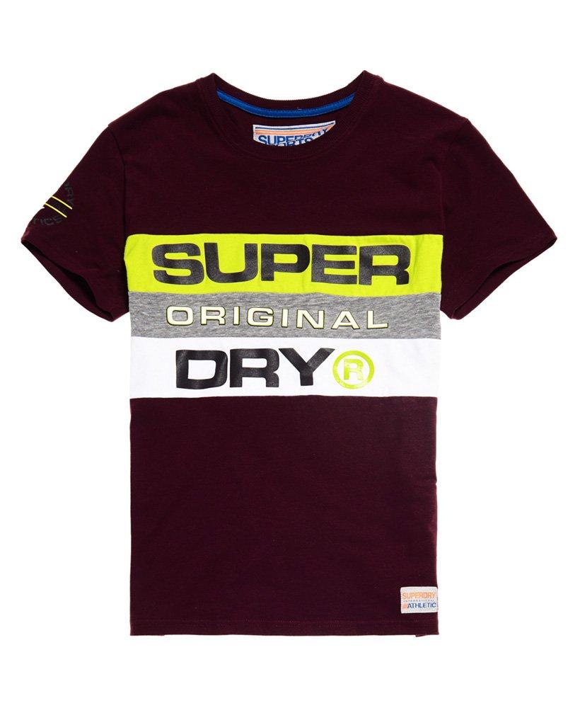 Superdry Trophy Panel T-Shirt