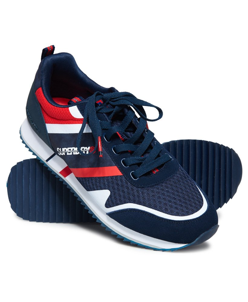 Superdry Fero Runner Trainers  thumbnail 1