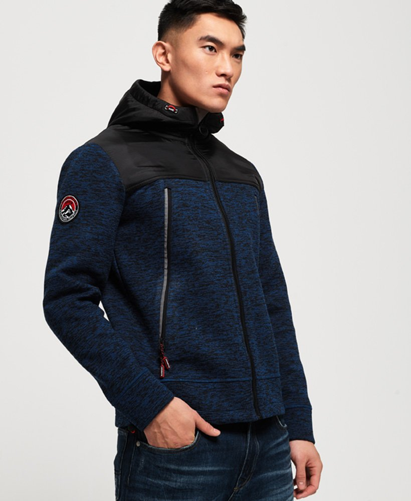 Superdry Mountain Tech Zip Hoodie thumbnail 1