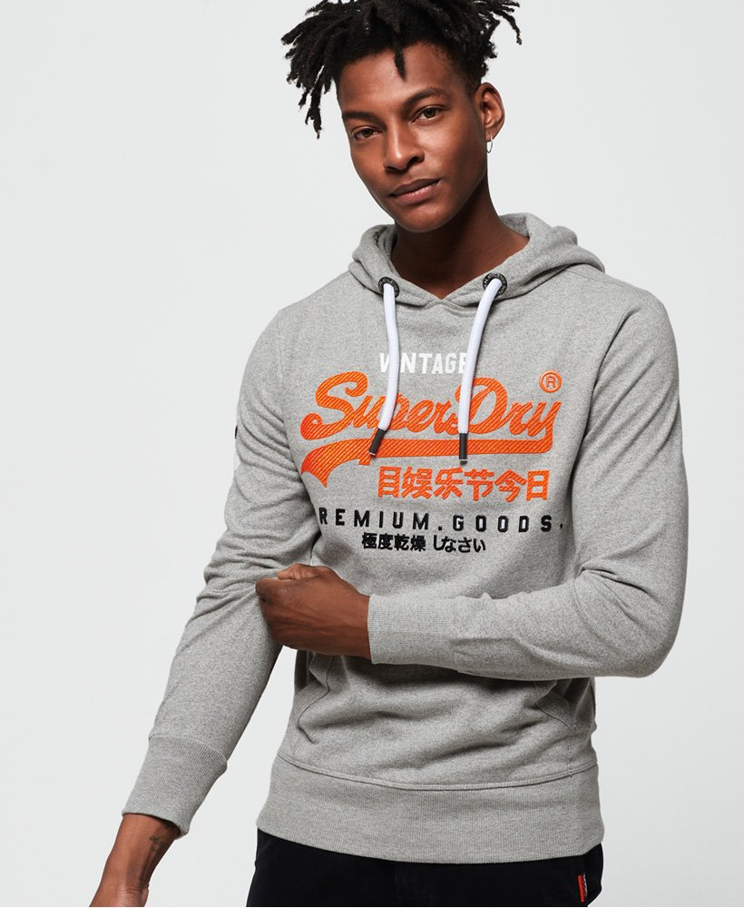Superdry Premium Goods Tri Infill Lite Hoodie thumbnail 1
