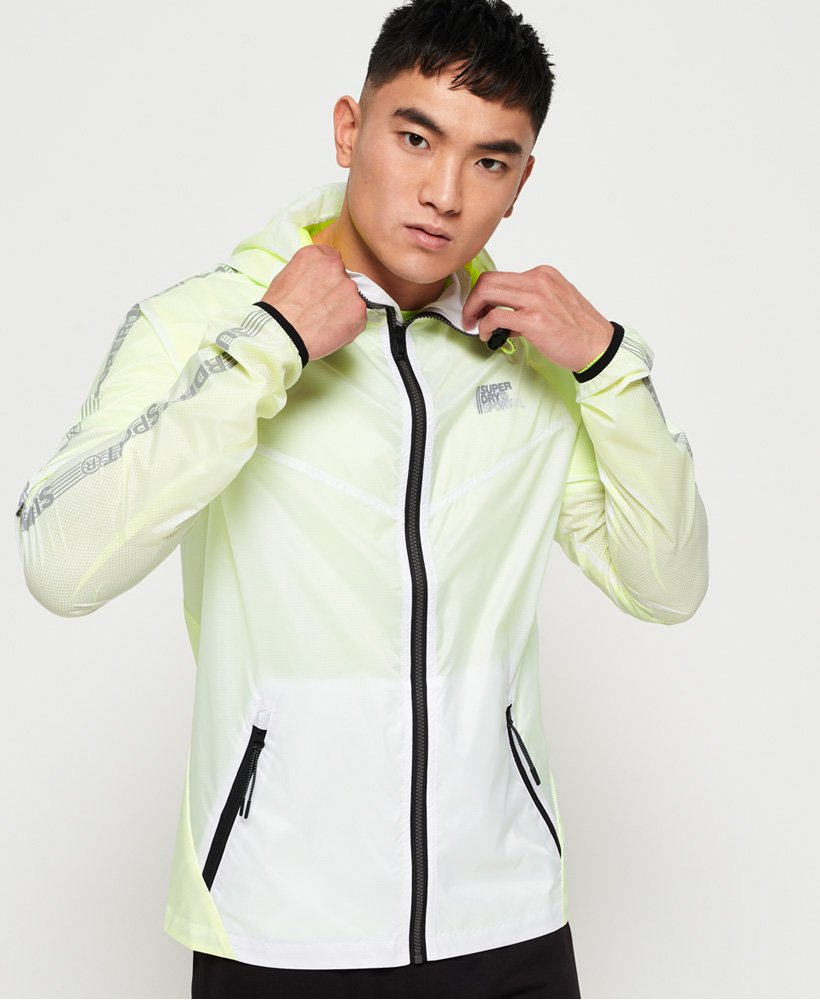 Superdry Active Featherweight jas  thumbnail 1