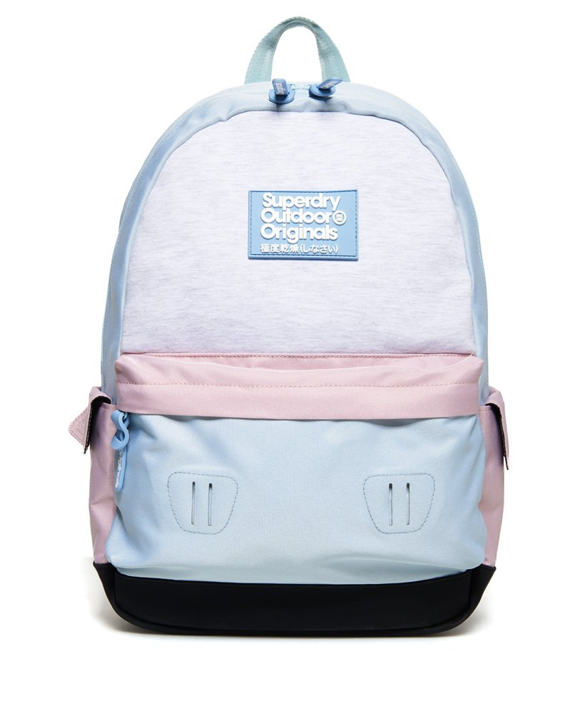 Superdry Jersey Colour Block Montana Rucksack thumbnail 1
