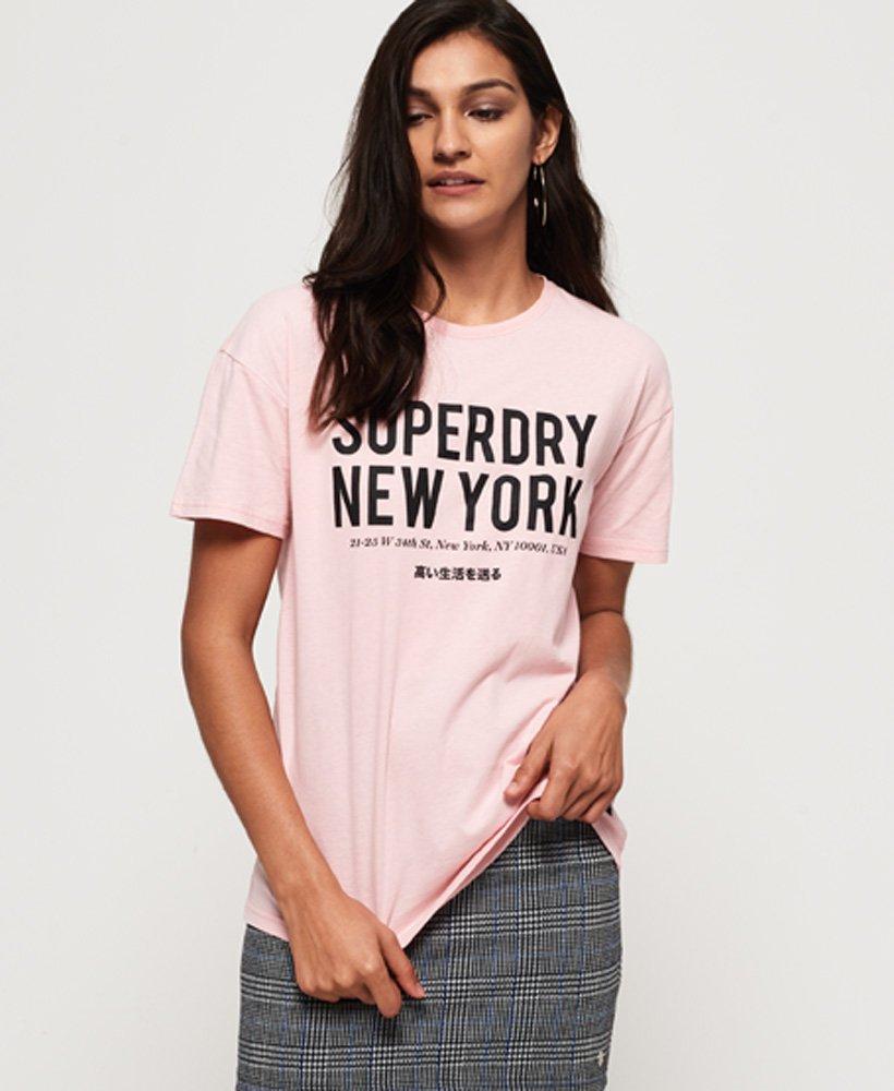 Superdry T-shirt Yasmine thumbnail 1