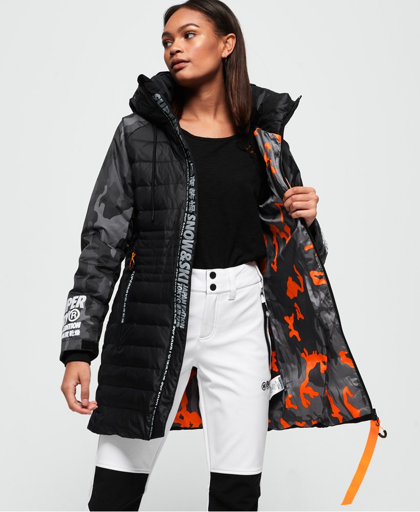 Superdry Japan Edition Summit Down Jacket