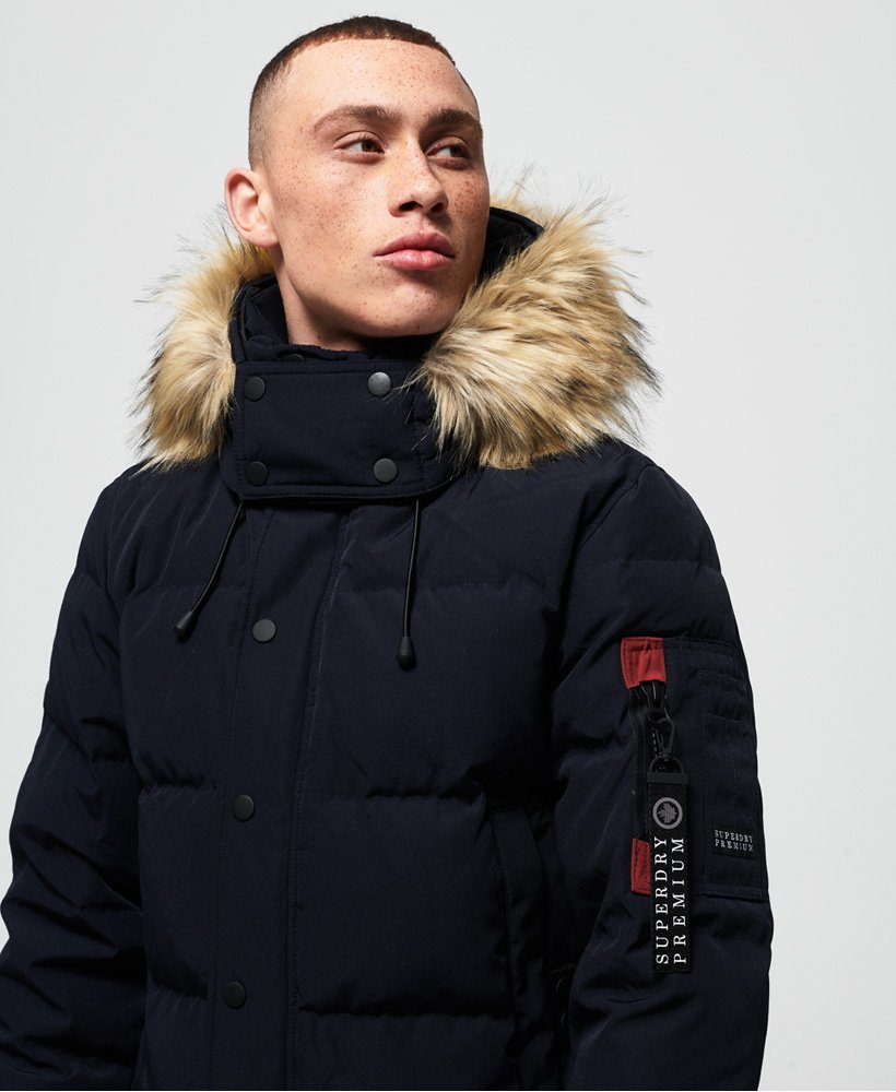 Superdry Premium Roamer Down Jacket thumbnail 1