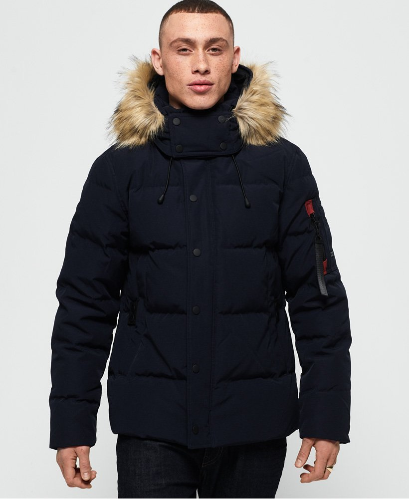 Superdry Premium Roamer Down Jacket thumbnail 1