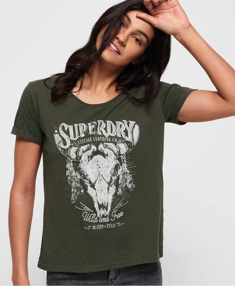 Superdry Vintage Roadie T-Shirt
