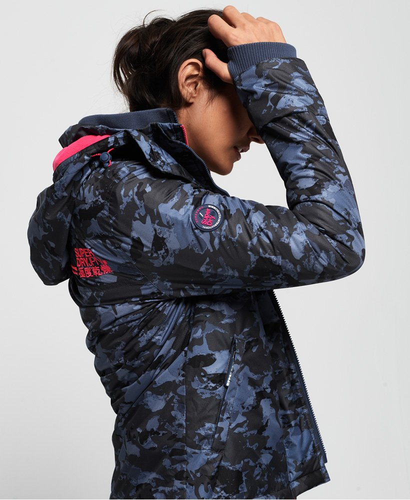 Superdry Arctic Hood Camo SD-Windcheater Jacket thumbnail 1