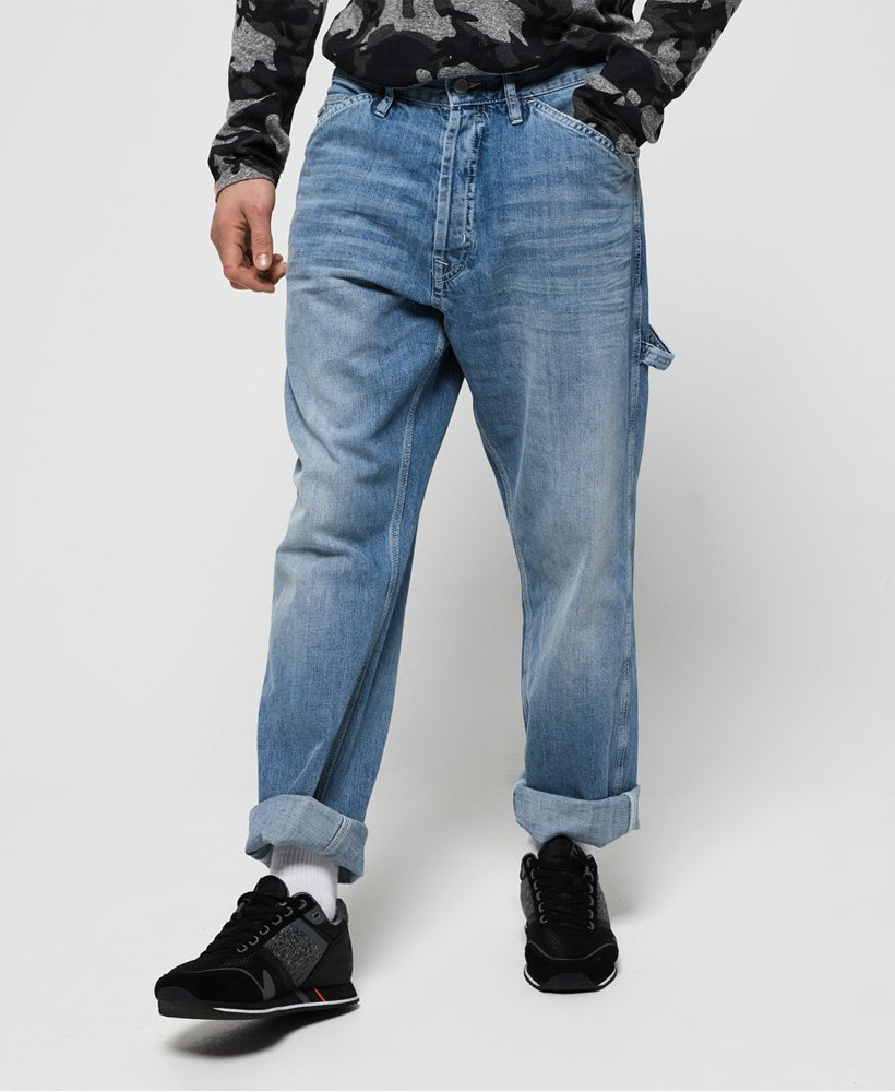 Superdry Earl Worker Jeans