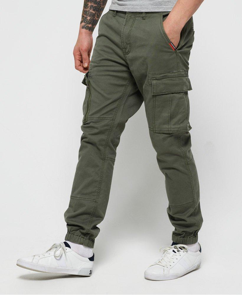 Cargo Superdry Pantalones Grip Recruit Hombre International HAUOSAq