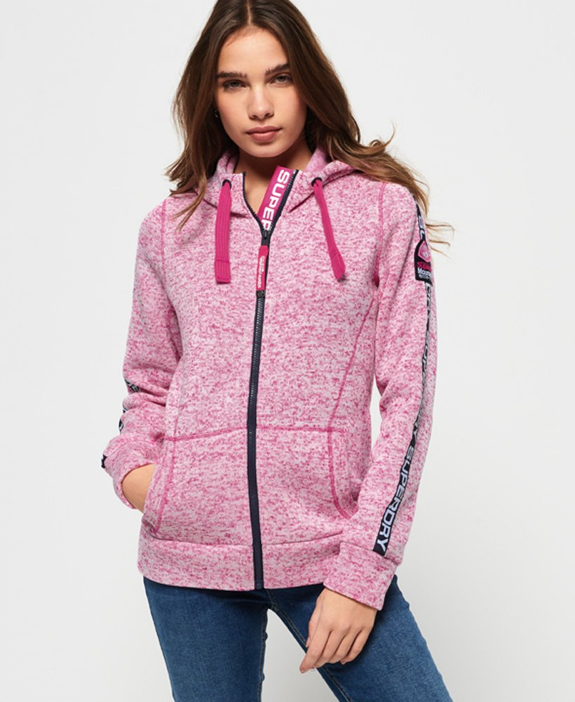 Superdry SD Storm Tape Zip Hoodie thumbnail 1