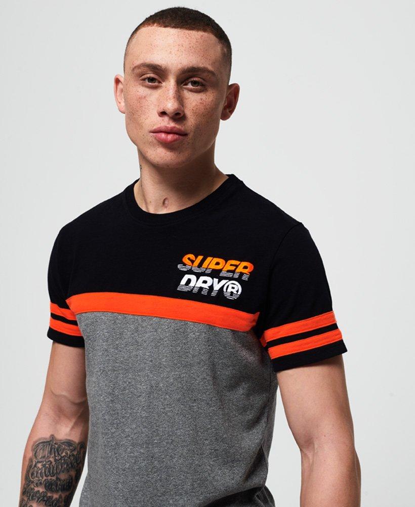 Superdry Applique Nu Lad Cut & Sew T-Shirt thumbnail 1