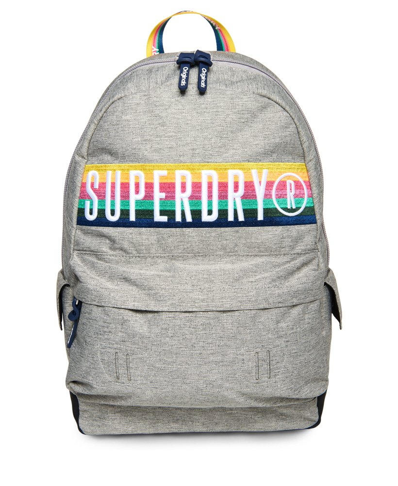 Superdry Retro Band Montana Rucksack  thumbnail 1