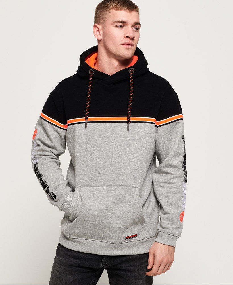 Superdry Applique Oversized Nu Lad Hoodie