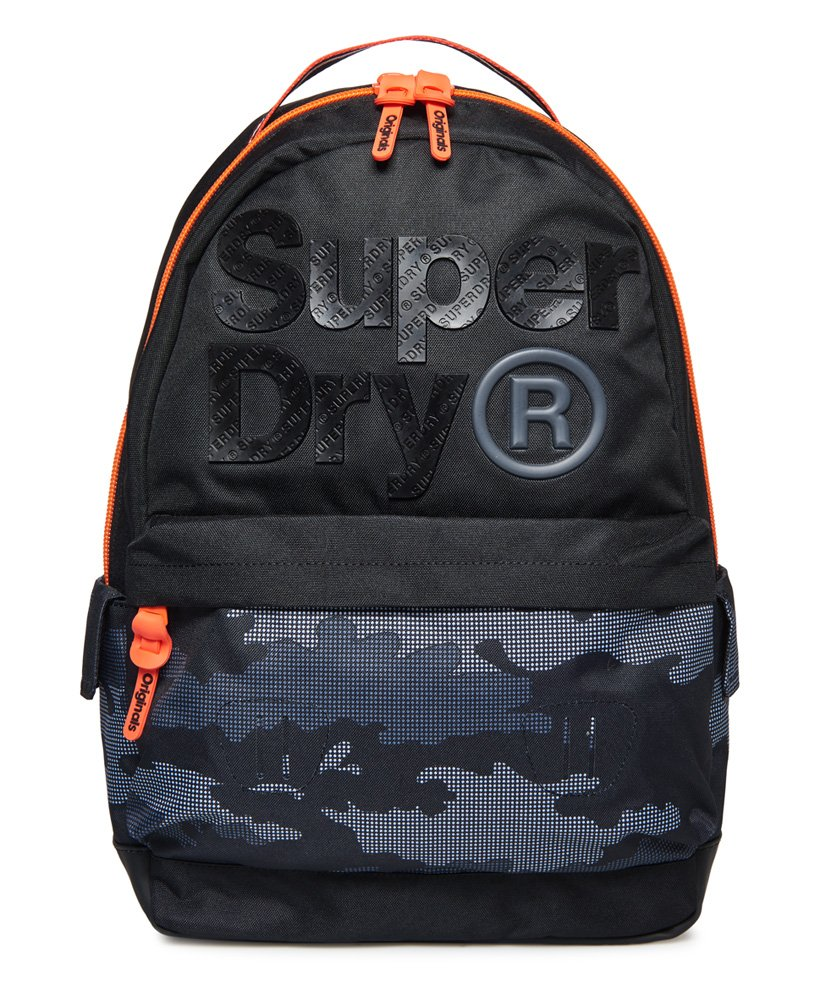 Superdry Dot All Over Print Montana Rucksack thumbnail 1