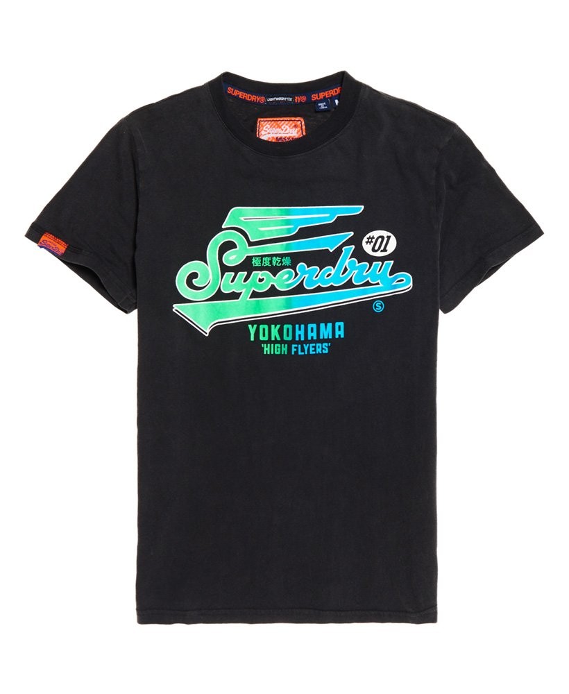 Superdry Camiseta High Flyers Hyper Classics