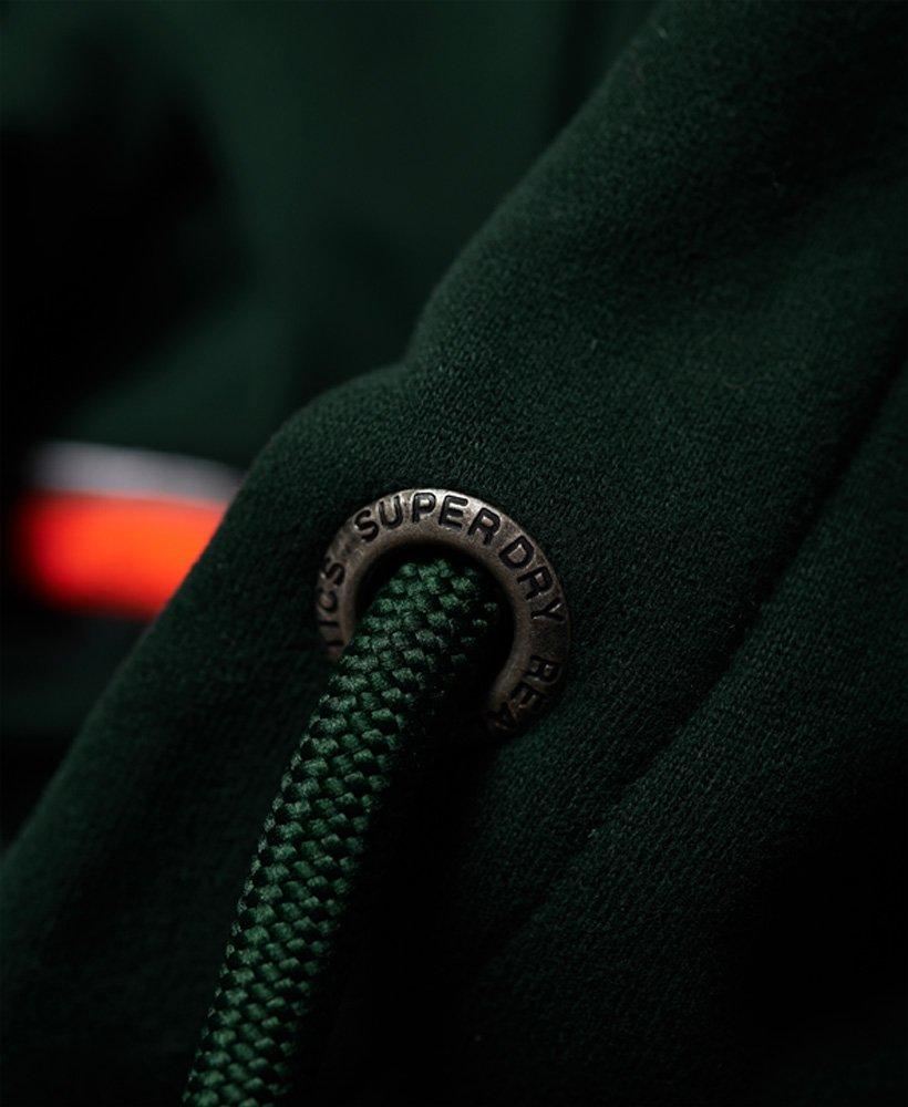 9957940251c5 Superdry Sweat à capuche à blocs de couleur et badge appliqué thumbnail 7