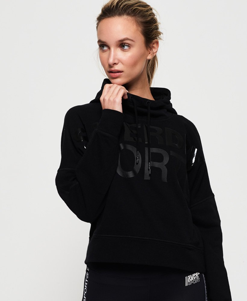 Superdry Active Batwing hoodie thumbnail 1