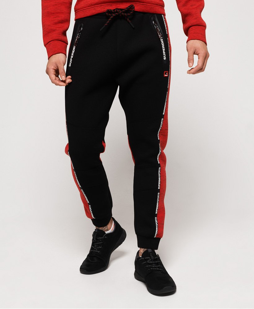 Superdry Gym Tech Taped Joggers thumbnail 1