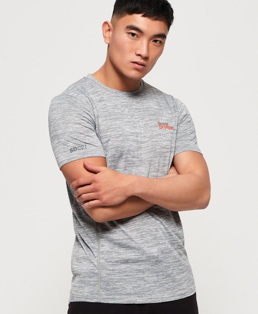 Superdry Active Training T-shirt met korte mouwen thumbnail 1