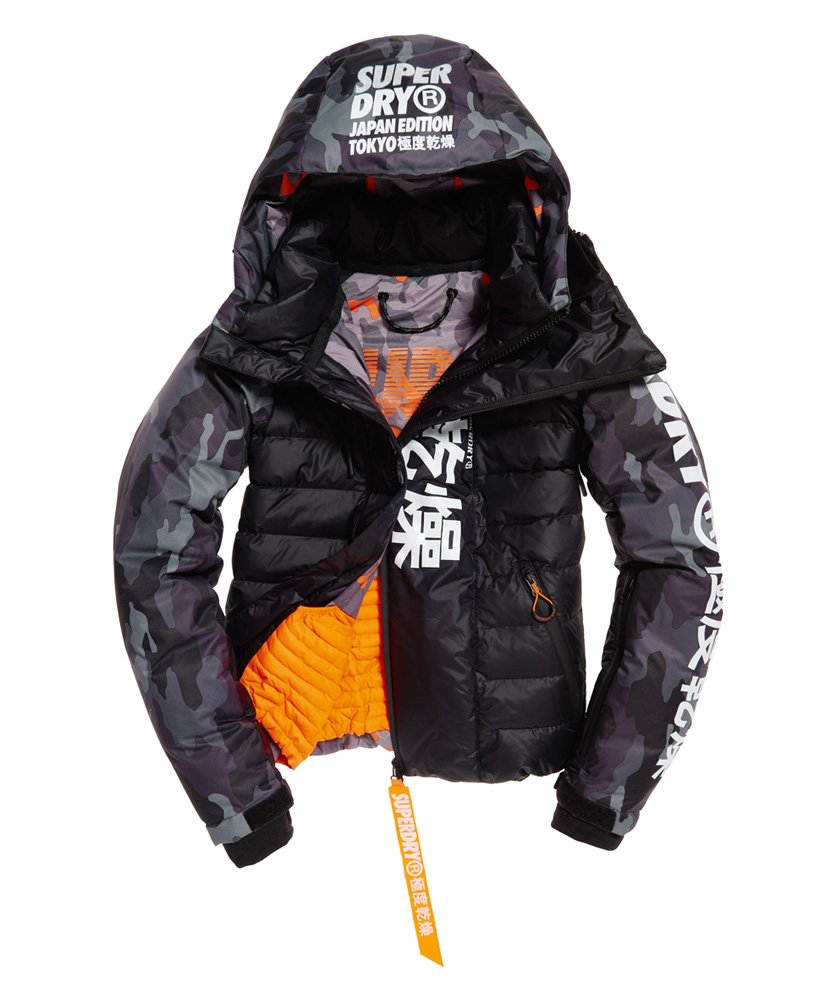 Superdry Veste rembourrée Japan Edition Snow Vestes et